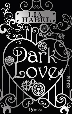 Coverdesign: Lia Habel, Dark Love