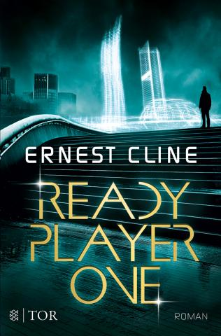 Coverdesign: Ernest Cline, Ready Player One