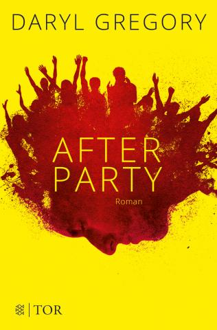 Coverdesign: Daryl Gregory, Afterparty