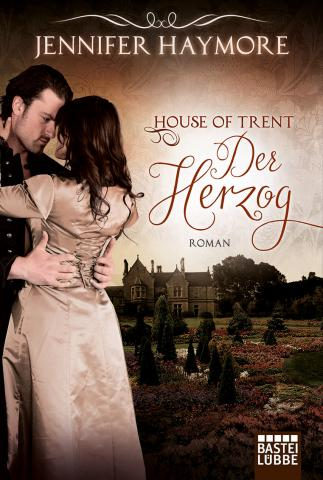 Coverdesign: Jennifer Haymore, House of Trent - Der Herzog