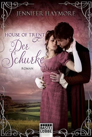 Coverdesign: Jennifer Haymore, House of Trent - Der Schurke