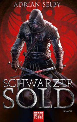 Coverdesign: Adrian Selby, Schwarzer Sold