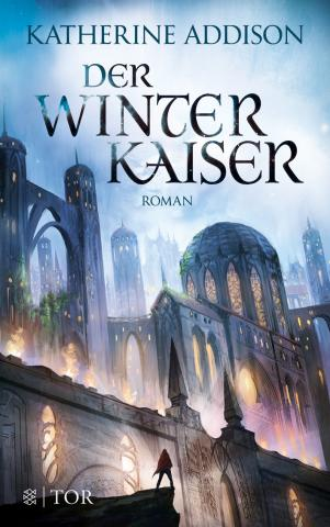 Coverdesign: Katherine Addison, Der Winterkaiser