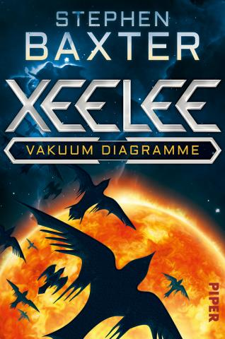 Cover-Illu: Stephen Baxter, »XEELEE«